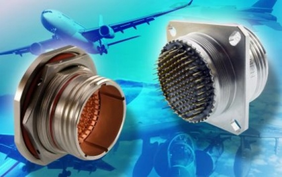 Aircraft Cable Connectors : One type of connector commonly used in aircraft electrical