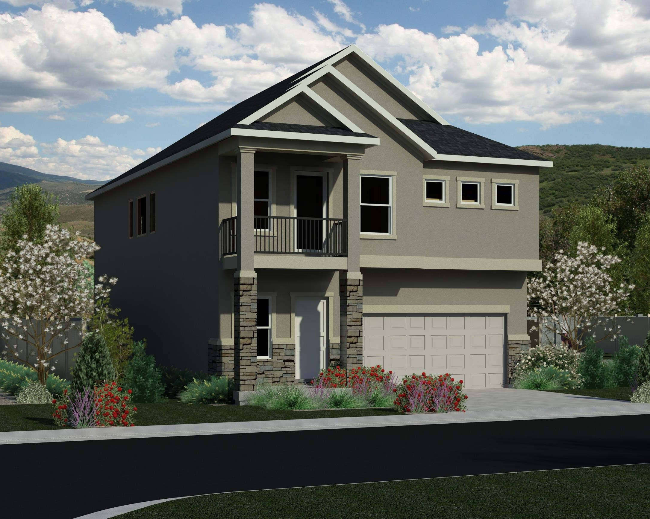 Walker home design utah parkwood in kaysville ut new homes for Utah home builders floor plans