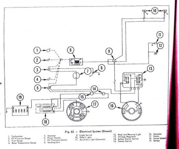 john deere 3010 hydraulic diagram